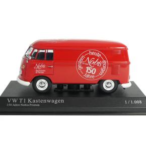 Nobis VW T1 Kastenwagen, Marke MINICHAMPS 1:43
