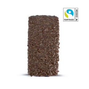 Schokoladen-Mandel-Printenplatte