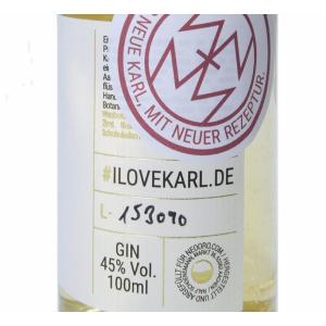 KARL Aachener Printen Gin / 45% / 100ml