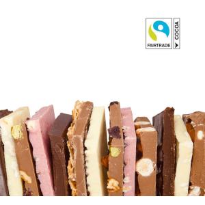 Schokoladen-Mischung