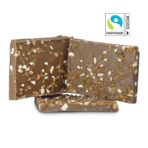 Karamell-Krokant-Schokolade