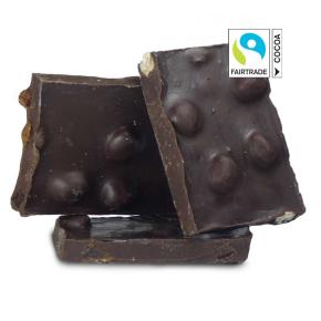 Nuss-Rosinen-Schokolade