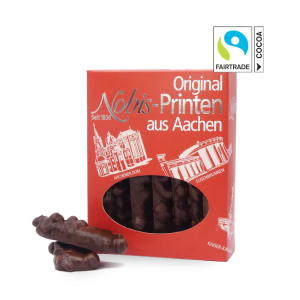 Schokoladen-Nuss-Weichprinten